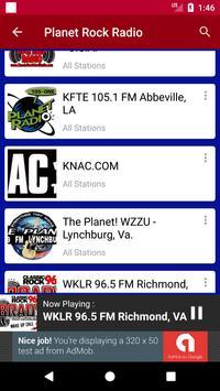 Planet Rock Radio screenshot 3