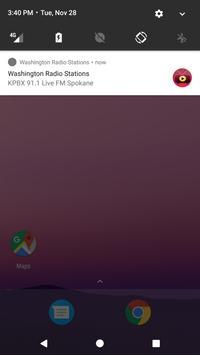 Washington Radio Stations apk screenshot