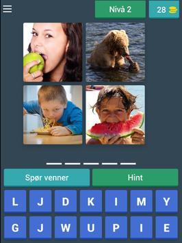 Finn Word - 4 bilder 1 ord screenshot 7