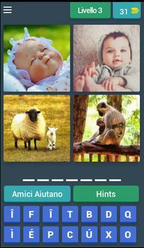 4 foto 1 parola apk screenshot
