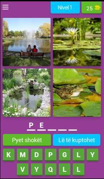 4 pics 1 fjalë poster