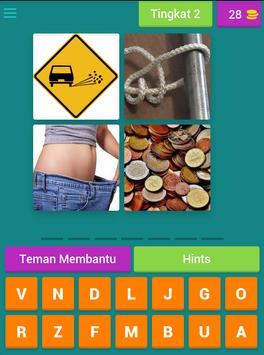 4 foto 1 kata dalam bahasa Indonesia screenshot 12