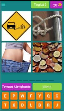 4 foto 1 kata dalam bahasa Indonesia screenshot 2