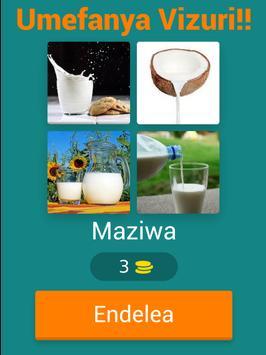 4 Picha 1 Neno Swahili screenshot 6