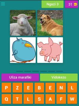 4 Picha 1 Neno Swahili screenshot 13