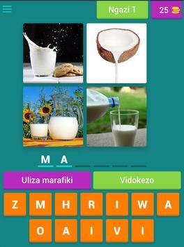 4 Picha 1 Neno Swahili screenshot 10