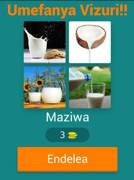 4 Picha 1 Neno Swahili screenshot 11