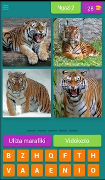 4 Picha 1 Neno Swahili screenshot 2
