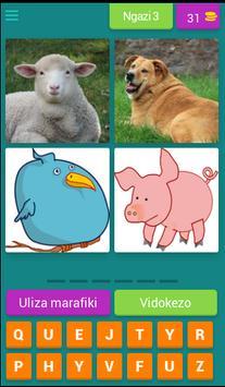 4 Picha 1 Neno Swahili screenshot 3
