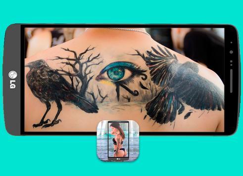 Tattoo Cam poster