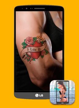 Tattoo Cam apk screenshot