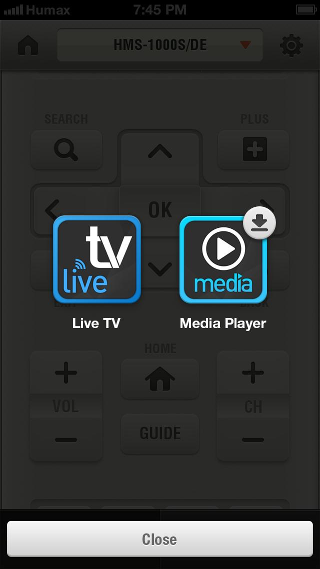 HUMAX Remote for Phone for Android - APK Download