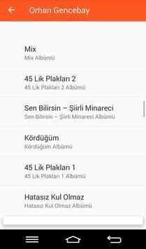 Orhan Gencebay apk screenshot