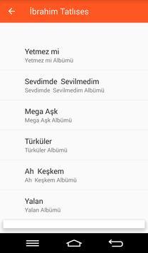 İbrahim Tatlıses apk screenshot
