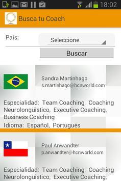 Coaching HCN screenshot 4