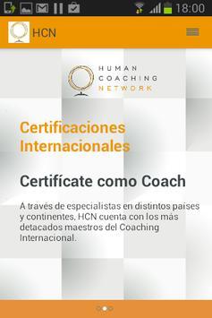 Coaching HCN poster