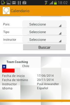 Coaching HCN screenshot 3