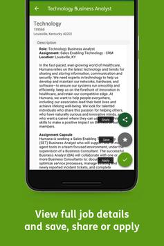 Humana Careers apk screenshot
