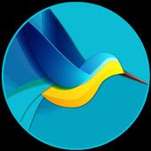 HummingBird FileManager icon