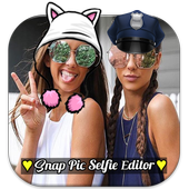 Snap Pic Selfie Editor icon