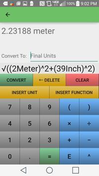 Fast Unit Converter screenshot 2