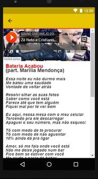 Zé Neto e Cristiano Músicas apk screenshot