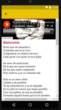 Cosculluela - Manicomio apk screenshot