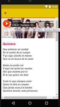 CNCO - Para Enamorarte screenshot 1