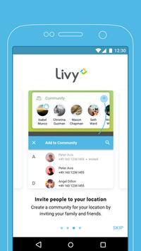 Livy screenshot 2