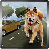 Dog Racing: Crazy Race Game icon