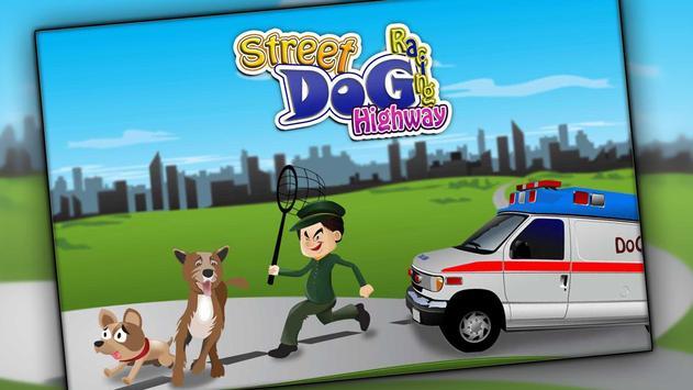 Dog Racing: Crazy Race Game poster