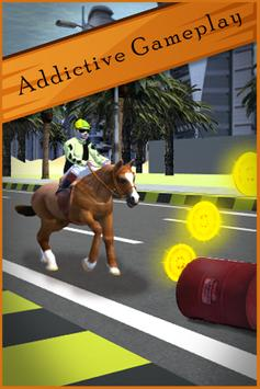 Traffic Horse Racing apk screenshot