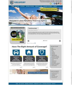 Chris Humphrey Insurance apk screenshot