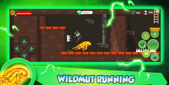 Ultimate Humungosaur Alien Ben Transform👽 screenshot 4