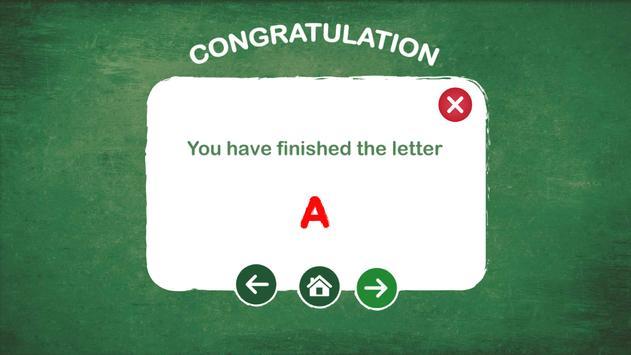 Alphabet Board apk screenshot