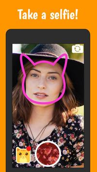 What Cat Am I? Selfie Game poster