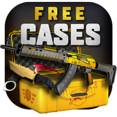 FS free skins, cases, lotteries icon