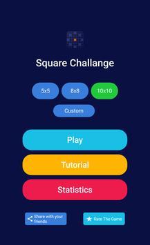 Square Challenge poster