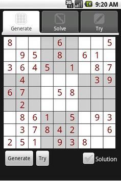 Sudoku Toolkit poster