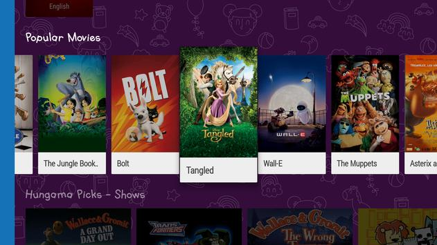 Hungama Play for TV - Movies, Music, Videos, Kids apk स्क्रीनशॉट
