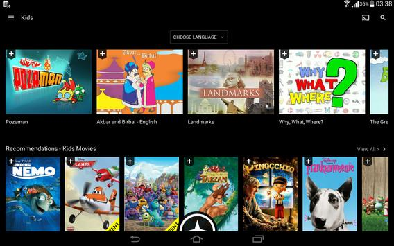 Hungama Play: Movies & Videos apk स्क्रीनशॉट