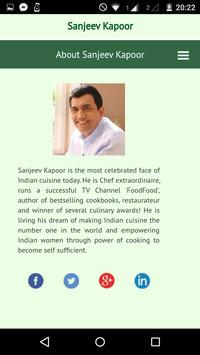 Sanjeev kapoors recipes apk download free lifestyle app for sanjeev kapoors recipes apk screenshot forumfinder Image collections
