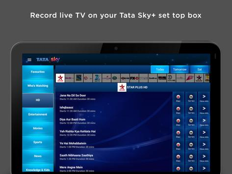 Tata sky mobile tv for android download.