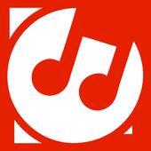 Vodafone Music icon