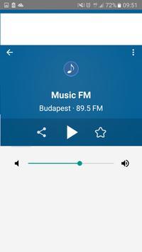 Rádió Magyar    Radio Hungary screenshot 1