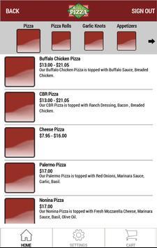 Cesco's Pizza apk screenshot