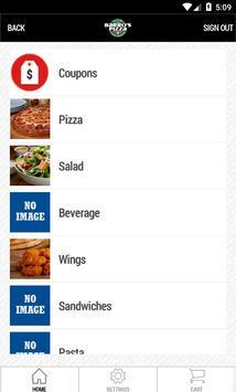 Barro's Pizza apk screenshot