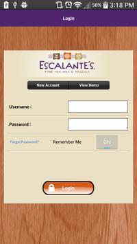 Escalante's poster