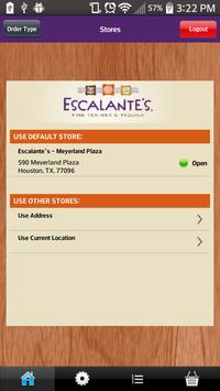 Escalante's screenshot 1