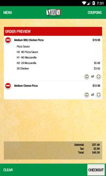 Salvio's Pizzeria screenshot 4